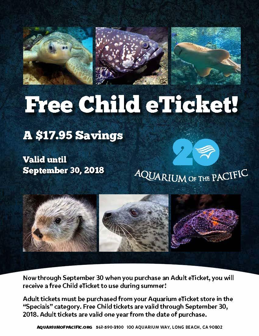 Aquarium of the Pacific Discount